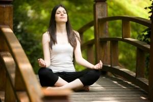 Yoga dapat menghilangkan stress