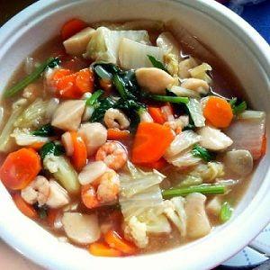 cara memasak sayuran lezat