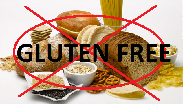 makanan anti-gluten yang lezat