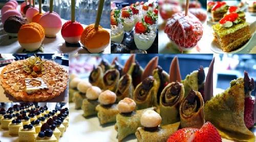 makanan manis yang sehat