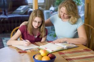 memilih antara homeschooling atau sekolah formal