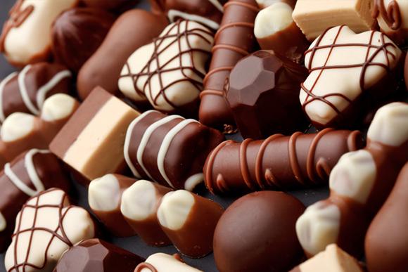 Cokelat Belgia