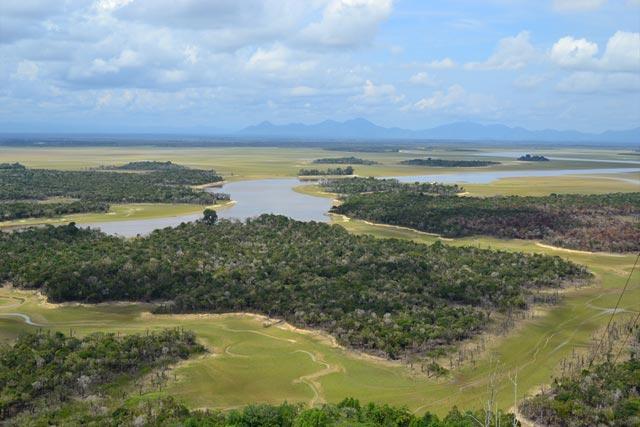Danau Sentarum, Kalimantan Barat (sumber)