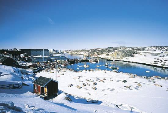 Greenland, Kanada