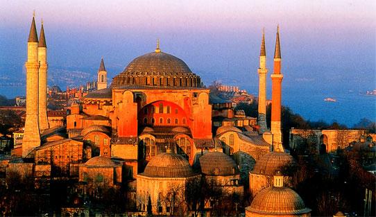 Hagia Sophia, Turki
