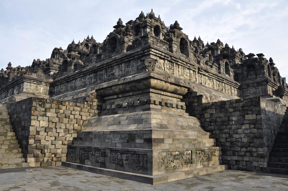 Karmawibhangga Relief di Candi Borobudur (sumber)