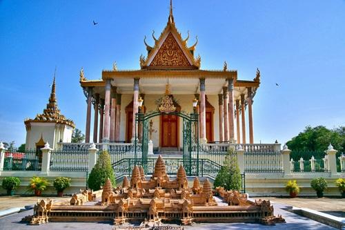 Pagoda, Kamboja