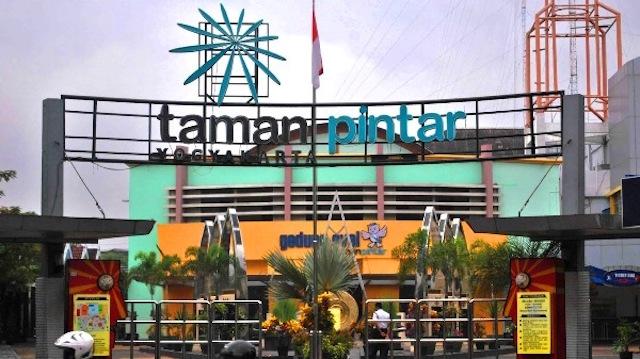 Taman Pintar Yogyakarta (sumber)