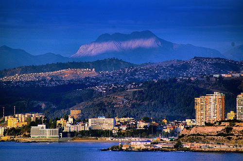 Vina Del Mar, Chili