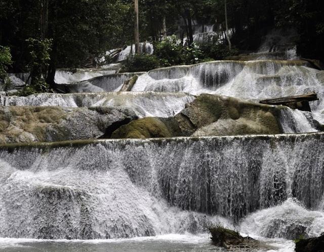 Air Terjun Moremo, Sulawesi Tenggara (sumber)