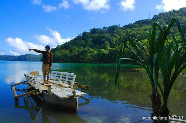 Danau Sano Nggoang, Nusa Tenggara Timur (sumber)