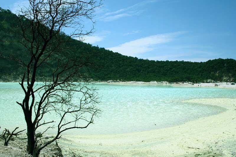 Kawah Putih Ciwidey, Jawa Barat (sumber)