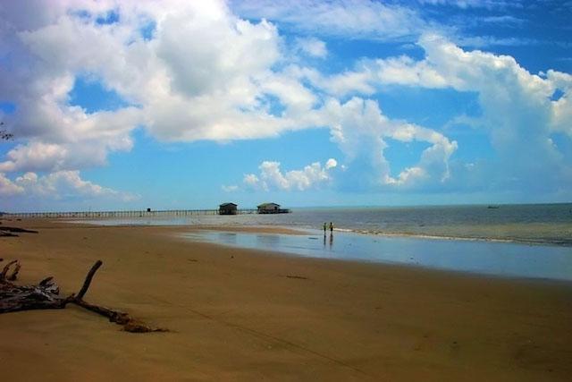 Pantai Amal, Tarakan, Kalimantan Utara (sumber)