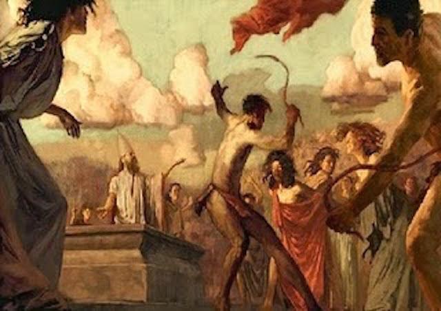 perayaan valentine versi bangsa romawi