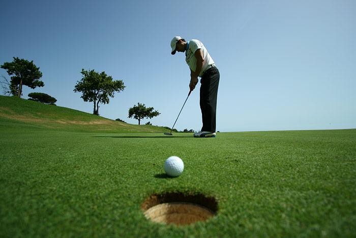 kursus golf