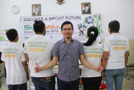 Sukawu School Roadshow di Sekolah Santa Maria Jakarta