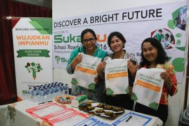 Sukawu School Roadshow Singa School