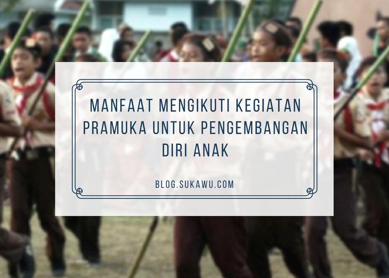 Manfaat Pramuka