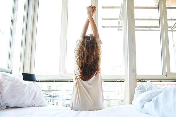 01 bangun lebih pagi